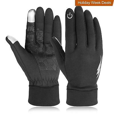 Winter Gloves Touch Screen Driving Thermal Warm Outdoor Indoor for Men & Women