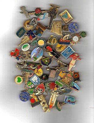 lot--1-- mixed  badges over  50 badges