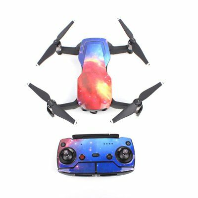 1pc Stickers Full Set of Skin Battery Remote Controller Decals for DJI MAVIC AIR