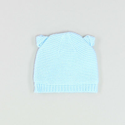 Gorro color Azul marca Early days 6 Meses