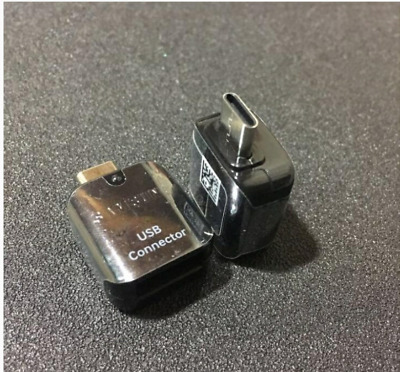 Samsung OTG USB to USB Type-C Connector adapter for Galaxy S8, S8 Plus Note 8 S7