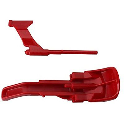 Vacuum Cleaner Cyclone Assembly Red Canister Button Release Catch Clips For DC43