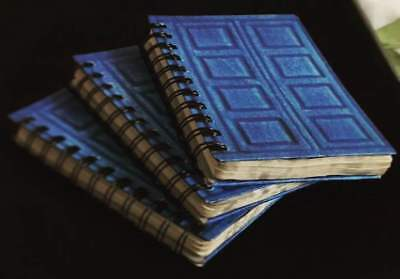 Doctor Who River Song Cosplay Handmade TARDIS Diary / Journal - $35 each