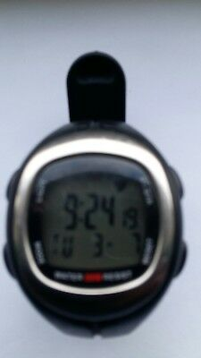 Sports Watch, Sportline Solo 915 heart rate + calorie monitor. Needs battery.