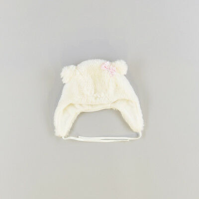 Gorro color Blanco marca H&M 3 Meses  199143