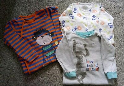 3 Next sleepsuit baby grow all in one bundle 12-18mth & 18-24mth