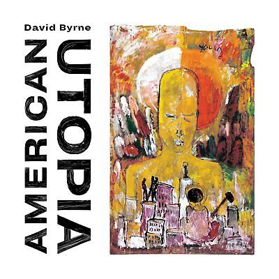 David Byrne American Utopia Cd - New Release March 2018
