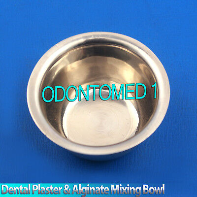 Dental Plaster & Alginate Mixing Bowl 5X3cm Surgical Implant Cement Mixing Cups