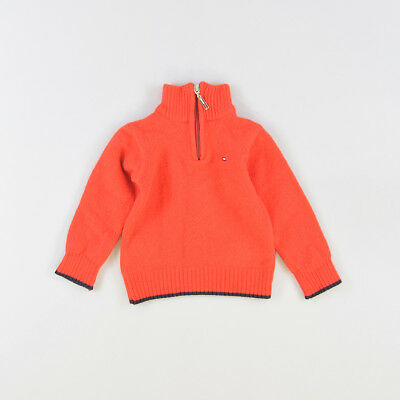 Jersey color Rojo marca Tommy Hilfiger 18 Meses