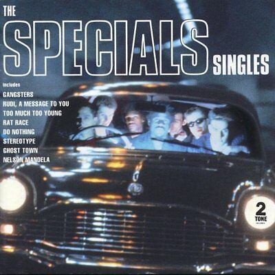 The Specials Singles Cd (Greatest Hits / Very Best Of)