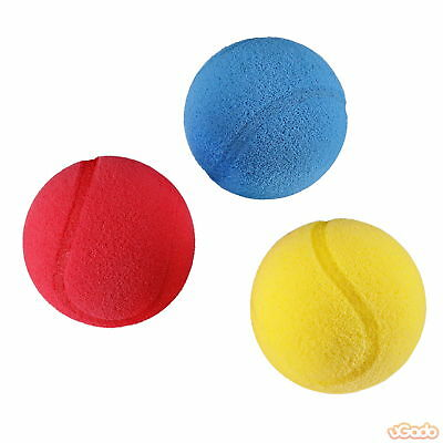 3x Mondo 14861 Softball Soft-Tennisball Schaumstoffball weich 7 cm