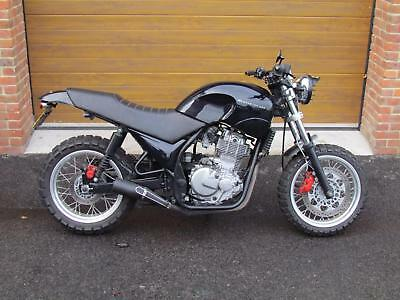 2002/02 Sachs Roadster 650 modified