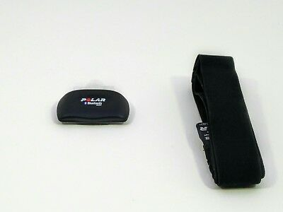 Polar H7 Heart Rate Sensor Monitor with strap