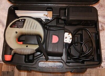 SIP 18v Cordless Nailer 04959 - Used But Still In Good Working Order