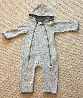 H&M Baby Boys All In One Size 6-9 Months USED