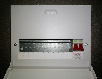 Wylex Nhspn00111 Metal Distribution Board