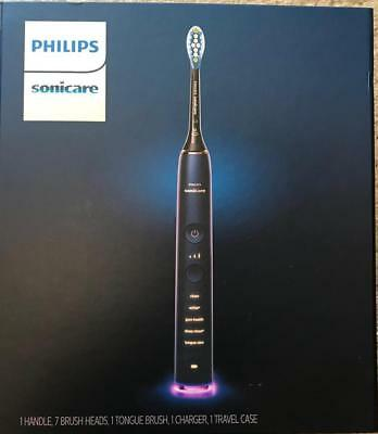 NEW SONICARE DIAMONDCLEAN SMART 9700 ELECTRIC TOOTHBRUSH w/ BLUETOOTH HX9957/51