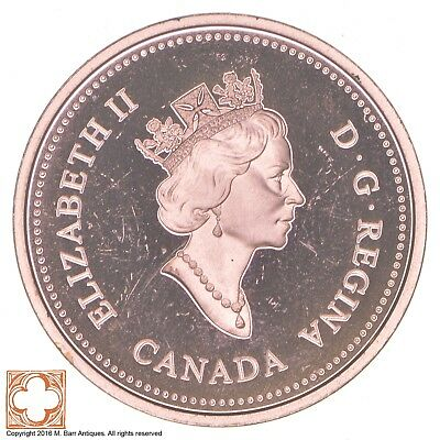 1998 Canada 1 Cent Proof *1183