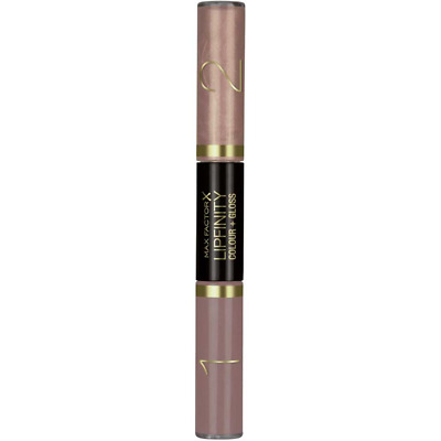 Max Factor Lipfinity Colour & Gloss 600 Glowing Sepia