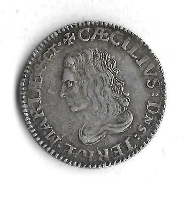 Lord Baltimore Colonial - 25-mm - 8.4 Grams - Looks Like A Cast Piece