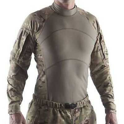 US Army OCP ISAF Cyre Precision Multicam ACS Massif ISAF Combat shirt