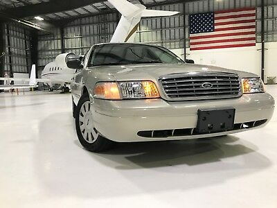 2007 Ford Crown Victoria STREET APPEARANCE PACAKGE 2007 FORD POLICE INTERCEPTOR STREET APPEARANCE PACKAGE (UNMARKED)