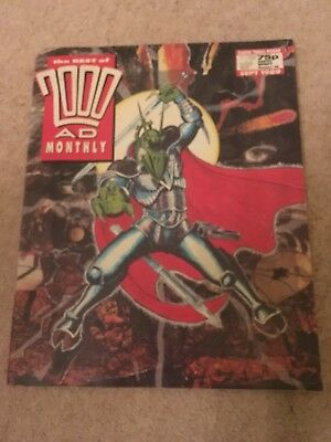 2000 AD Monthly. Sept 1989. No 48