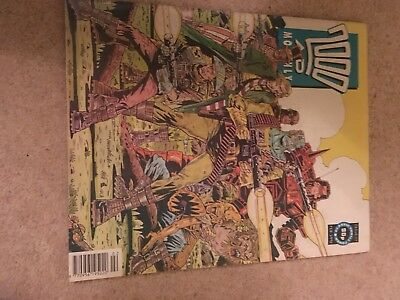 2000 AD Monthly. Feb 1992 No 77