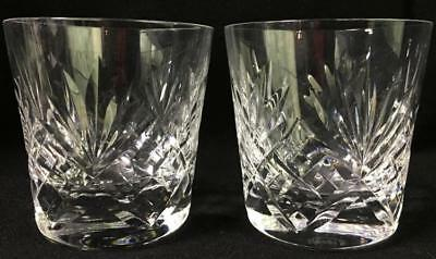 Pair Of St. Louis French Crystal Tumblers Lot 3119