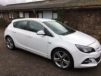 VAUXHALL ASTRA 1.6  5 DR DIESEL LIMITED EDITION NIL ROAD TAX  64 Plate
