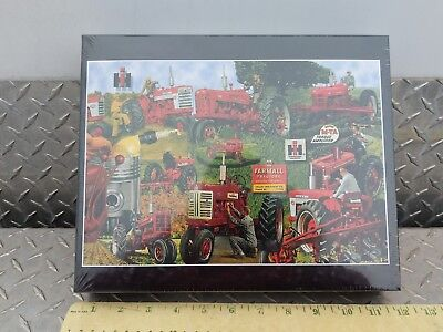 International ih great farmalls 513 pc Putt-Putt Puzzles case cnh licensed htf