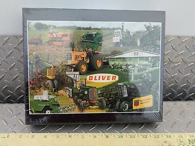 Oliver equipment TRACTORS 513 pc Putt-Putt Puzzles AGCO SEALED licensed htf