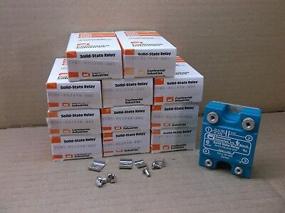 S505-OSJ440-005 Continental NEW In Box 40A SSR Solid State Relay S505OSJ440005