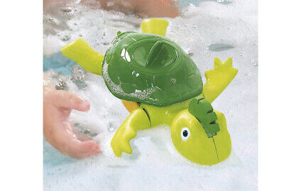 Tomy Baby Kids toddler Swim n' Sing Turtle Bath Time Water Activity Floating Toy