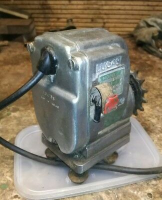 Lucas SR1 magneto in working order Petter Lister A B D stationary engine