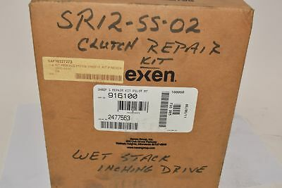 NEW Nexen 916100 Repair Kit - For Use With 5H80P Series Clutches