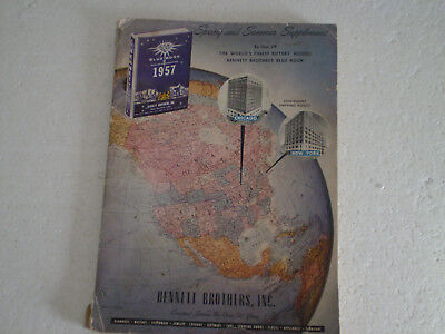 Bennett Brothers Catalog 1957 Spring and Summer Supplement