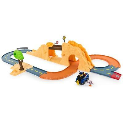 Paw Patrol Roll Patrol Chase's Off-Road Rescue Playset