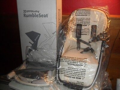 UPPAbaby Vista # 0917-RBS-US-LSY Rumble Seat 2015+ (New in Box) Wheat Color