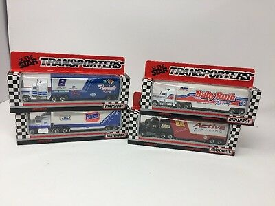 Superstar Transporters Mixed Lot Of Four Limited Edition Grand National