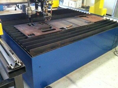 Air cutting table 2500mm wide x 2060mm long