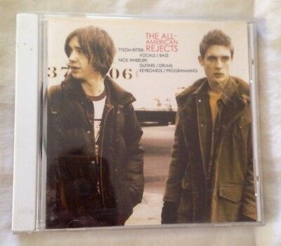 The All-American Rejects CD self titled on Doghouse records 11 full tracks indie