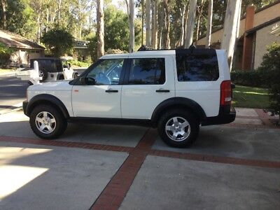 2006 Land Rover LR3 SE Land Rover LR 3, 2006, very clean, service records for past six years. 132,000 m