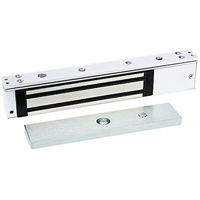 600lbs Electromagnetic Lock Holding Force For Access Control Single Door 12V