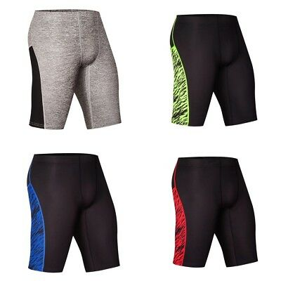 Men Running Shorts Ultimate Compression Tights for Fitness Football Basketball