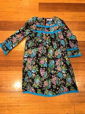 Coco & Ginger Long Sleeved Dress - Size 5