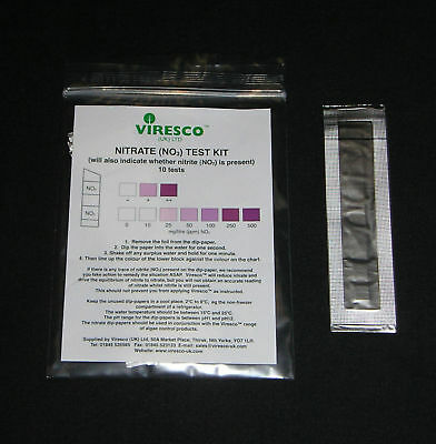 Nitrate Test Kit for Ponds and Aquariums