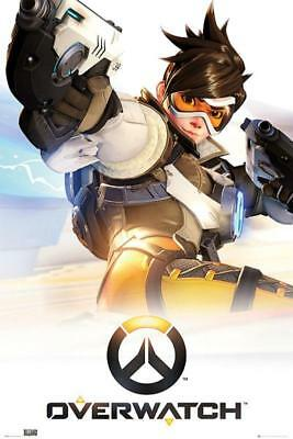 Overwatch Key Art Maxi Poster 61cm x 91.5cm new and sealed