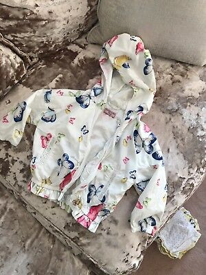 Monna Lisa 18month Butterfly Jacket Coat With Diamond Detail