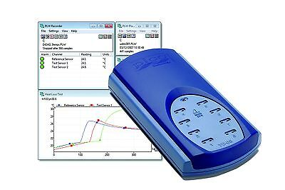 Pico Technology PicoLog TC-08 8 channel thermocouple data logger